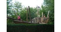 Spielplatz im Villettepark
