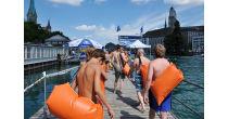 51. Zurich Limmatschwimmen 2014