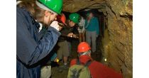 Guided visit of the copper mine of La Lée
