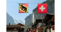 National Day 1st August 2014 in Lauterbrunnen