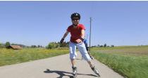 Den Apple-Trail auf Skates erkunden