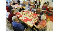 Rund um den Tisch - Quartierarbeit Solothurn West