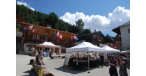 National Day and Handmade Market in St-Luc