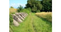 Den Tobleronen Weg entlang