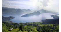 Guided Tell-Pass-Day: Mt. Stanserhorn, Seelisberg and Mt. Rigi