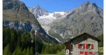 Walk to discover the landscapes and curiosities of the Val Ferret