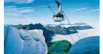 Guided Tour to the Mt. Titlis Glacier