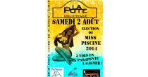 Election de Miss Piscine 2014 - La Pote