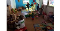 Wolli`s Playroom for families - only open on bad weather conditions