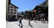 Visite guidée du village de Zermatt, samedi
