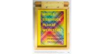 Mobile Siebdruck Plakat Werkstatt