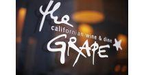 Restaurant The Grape – spécialités du mois