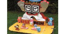 Öffentliche Kunstreisen für Kinder