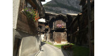 Zermatt village tour (German)