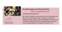 Archäologie und Geschichte