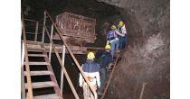 Kurzführungen im Bergwerk Gonzen