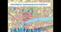 Interreligiöser Spaziergang durch Solothurn