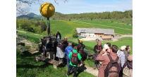 Geführte Wanderung für Familien und Interessierte am Sonnensystem