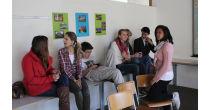Offene Klassenzimmer im Gymnasium & Kloster Disentis