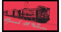 Une ballade romantique en train rétro - Spécial St. Valentin