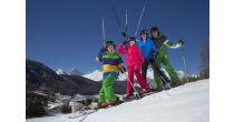 Familien-Skigebiet Languard