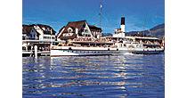 Ausflug: Gersau Seeweg nach Brunnen