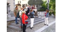Führung auf dem Sarganser Kulturpfad