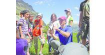 Steinbock und Adler - zu Gast im Lebensraum der Alpentiere