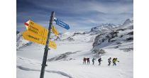 Snowshoe Tour Matterhorn glacier trail