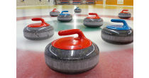 Curling trial lesson