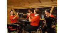 Konzert und Tanz mit Kapelle Carlo Brunner