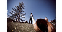 Advanced alphorn course
