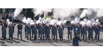 Contingent des Grenadiers Fribourgeois : 100ème anniversaire