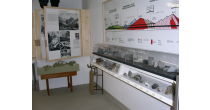 visit of the village and scout centre museum