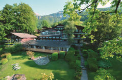 Lindenhof, Hotel