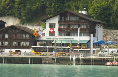 Weisses Kreuz, Hotel Restaurant