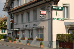 Alphorn, Hotel