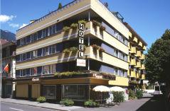 Crystal, Hotel