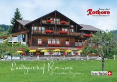 Hotel-Restaurant Rothorn