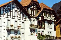 Alpina, Hotel