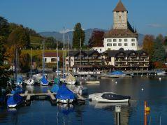 Seegarten-Marina, Hotel
