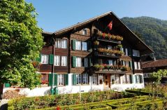 Chalet Swiss, Hotel