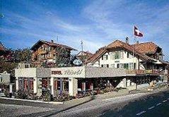 Hotel Chalet Rössli-Garni