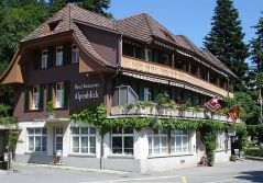 Alpenblick, Hotel-Restaurant