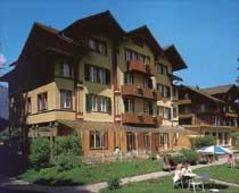 Alpenrose, Hotel