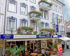Blume, Hotel