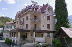 De La Paix, Hotel