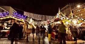 Winterthur Weihnachten