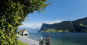 Seen-Route: Montreux - Zürich/Regensdorf