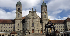 Culture and relaxation in Einsiedeln